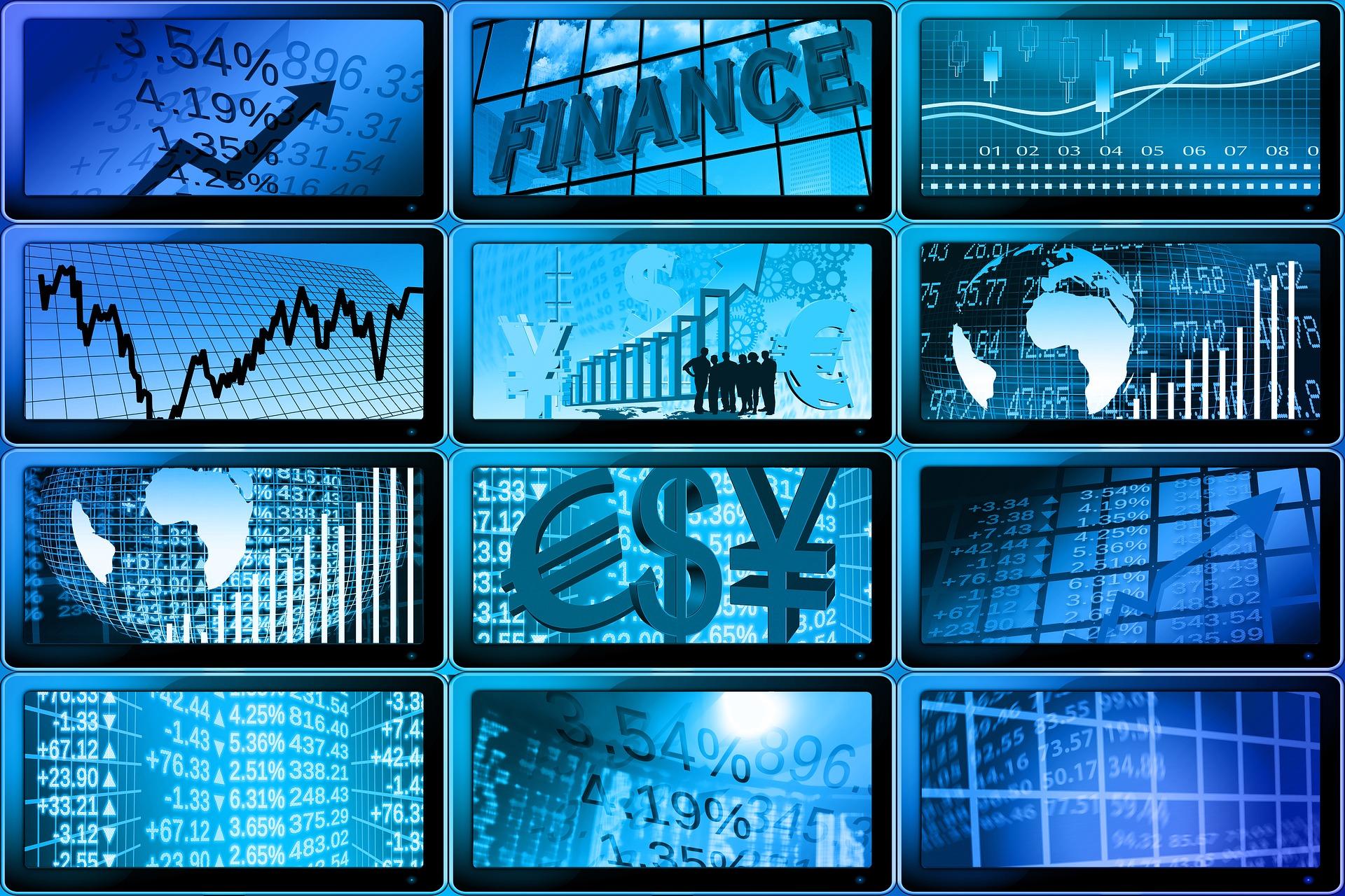 Rodzaje akcji na giełdzie